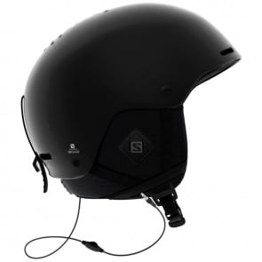Salomon Brigade Plust Audio Helmet Black