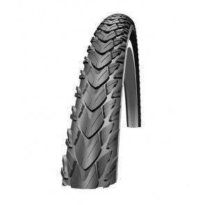 Schwalbe marathon plus tour bike bicycle flatless tire tyre 26x1.75