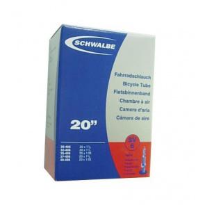 Schwalbe SV6 Bbicycle Tube Presta 20x1.25~1.5