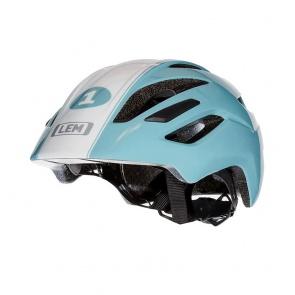 LEM Helmet Scout Junior Blue Racer 52-57cm