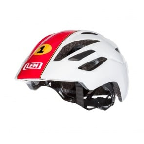 LEM Helmet Scout Red Racer Junior 52-57cm