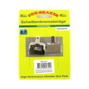SCS Disc Brake Pads SDP-63S Shimano M525 515 475 c501 c601