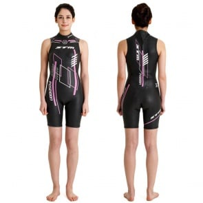 STM Poseidon Short Zon Womens Triathlon Suit