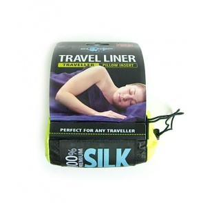 Seatosummit 100% Premium Silk Traveller Liner Outdoor