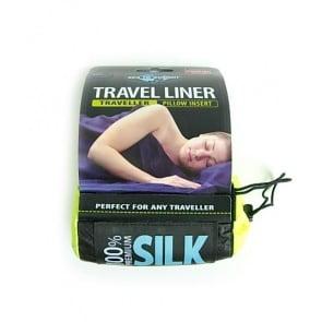 Seatosummit 100% Premium Silk Traveller Liner Outdoor