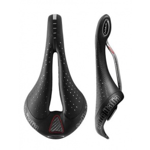 Selle italia Max Flite Gel Flow Vanox Rail Bike Seat Black
