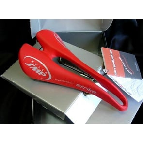 SELLE SMP EVOLUTION BICYCLE BIKE SADDLE RED