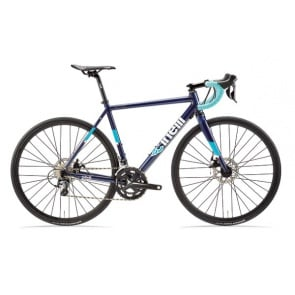 Cinelli Semper Disc Bicycle Blue Destiny