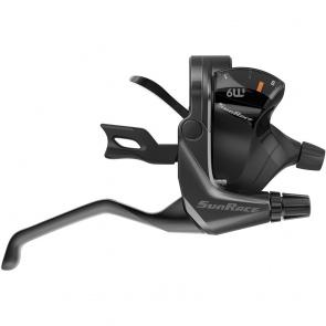 Sun Race STM930 Shifter Set 9Sp Trigger/Brake V/Disc2/3X9sp