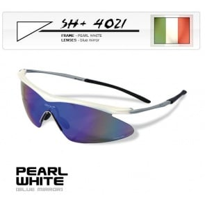 SH+ cycling sun glasses 4021 black pearl white