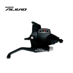 Shimano Alivio ST-M410 Rapidfire Plus Shifter Brake Levers