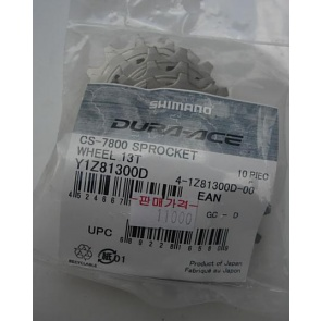 Shimano CS-7800 Sprocket Wheel 13T Y1Z81300D