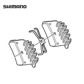 Shimano Disc Brake Pads BR-M820 Metal H03C Y8VT98020