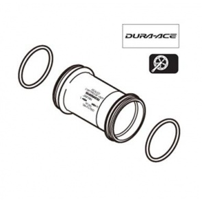 Shimano FC-7800 Bottom Bracket Inner Cover Oring Y1F398220