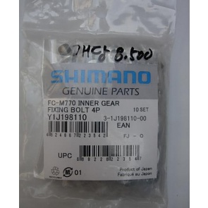 Shimano FC-M770 Inner Gear Fixing Bolt 1p Y1J198110