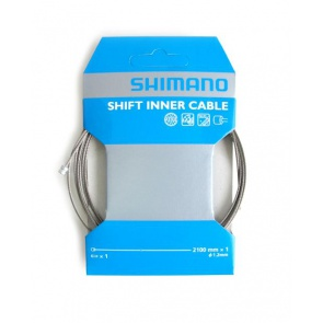 Shimano PTFE tefron shifter inner cable 1.2x2100mm Y60098921