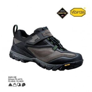Shimano SH-MT71 goretex cycling shoes mtb