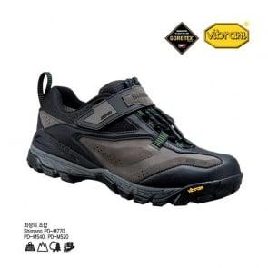 Shimano SH-MT71 goretex cycling shoes mtb