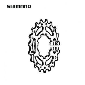 Shimano ST-6700 Sprocket Wheel 19T for 12-25T Y1ZD1900E