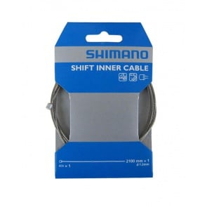 Shimano Stainless Steel Shifter Inner Cable 1.2x2100mm
