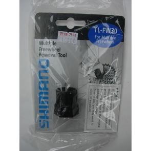 Shimano TL-FW30 Multiple Freewheel Removal tool Y12009050