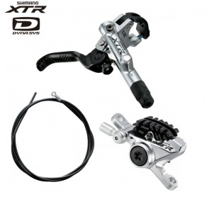 Shimano XTR BR-M985 BL-M988 complete set disc brake