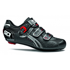 Sidi Genius5 Fit Road Bike Cycling Shoes Mega Black