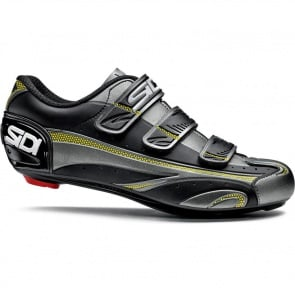 Sidi APO Road BIke Shoes Titanium Black