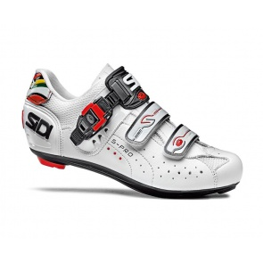Sidi Genius5 Pro Road Bike Shoes white White