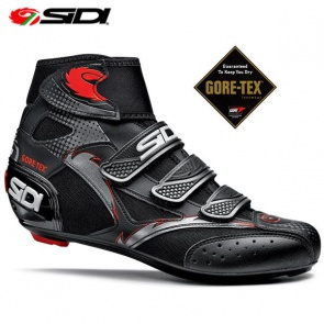 Sidi Hydro Gore Tex WInter Shoes Black