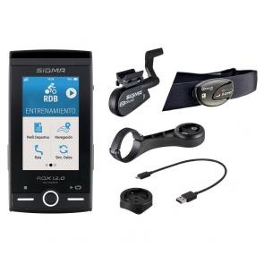 Sigma Sport Rox 12.0 GPS Computer Sport Set