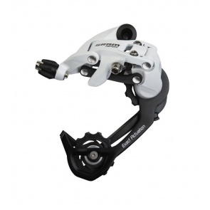 Sram Apex Rear Derailleur Road bike Medium Cage White
