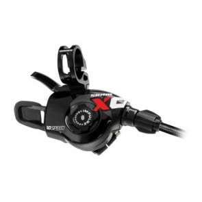 Sram X.O 10SP shifter lever trigger Red one side