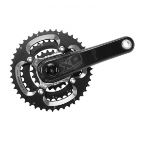 Sram XO silver 10-Speed Crankset BB30 3x10Speed
