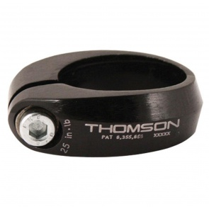 THOMSON SEATPOST CLAMP 28.6mm BLACK