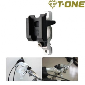 T-One Pylon Handlebar Mount for bag and bottle cage