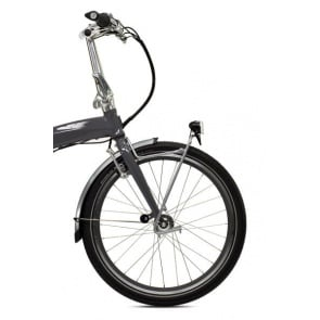 Spartan Rack for 20-24inch bicycle Front Wheel