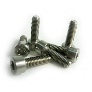 Tiparts Titanium M5x18mm Stem Bolt Kit thomson Ritchey FSA