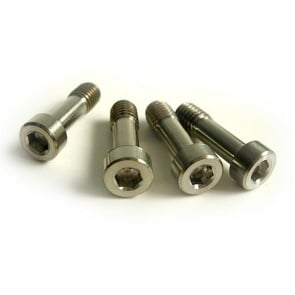 Tiparts Titanium M6x20mm bolt for Avid Juicy7 Clamp