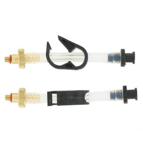 VAR BLEED KIT REPLACEMENT HOSES M4 BLACK