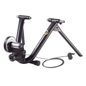 CYCLEOPS MAG+ TRAINER w/ ADJUSTER BLACK