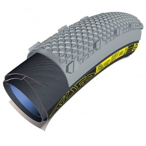 700x32 TUFO FLEXUS DRY PLUS TUBULAR GREY