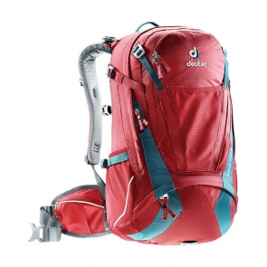 Deuter Trans Alpine 30 Bicycle Back Pack Fire