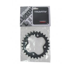Truvativ S1-80 Al3 10SP 28T chainring black