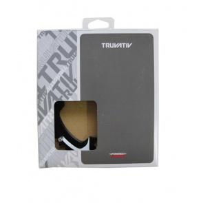 Truvativ S2-120 AL6 10SP 42T chainring L Pin GXP White Black