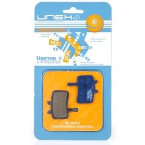 Unex Avid Juicy 3/5/7/Ca Metal Ceramic Disc Brake Pad