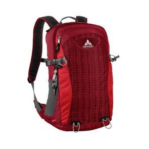 Vaude Wizard Air 24+4L backpack bag dark red