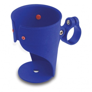 DELTA HOLDITS GRANDE BEVERAGE HOLDER BLUE