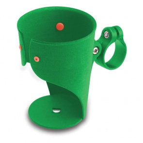 DELTA HOLDITS GRANDE BEVERAGE HOLDER GREEN