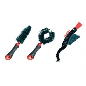 [Bicycle Hero]Weldtite バイククリーナーブラシセット Bike Cleaner Brush Set 06013